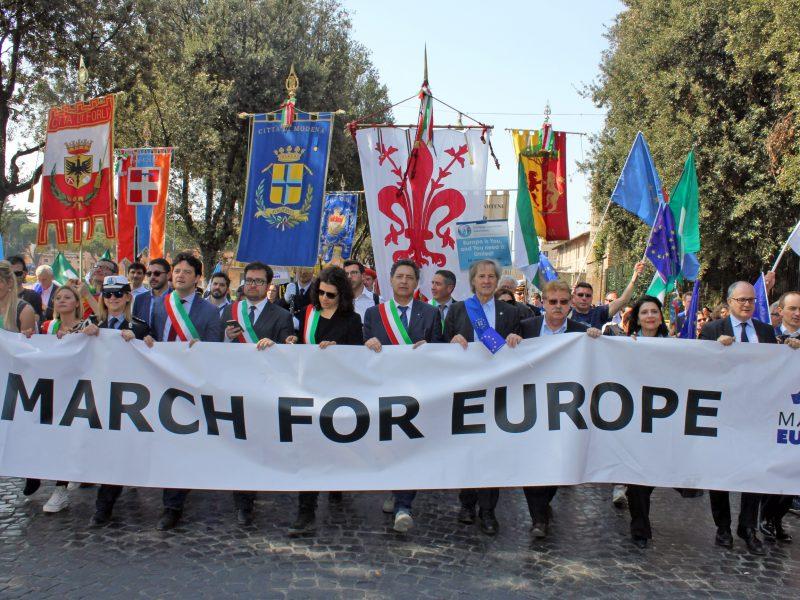 Credits: Union of European Federalists