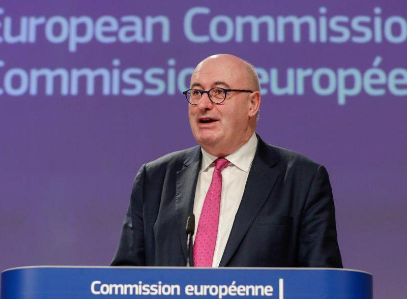 Phil Hogan, Il Commissario per il Commercio