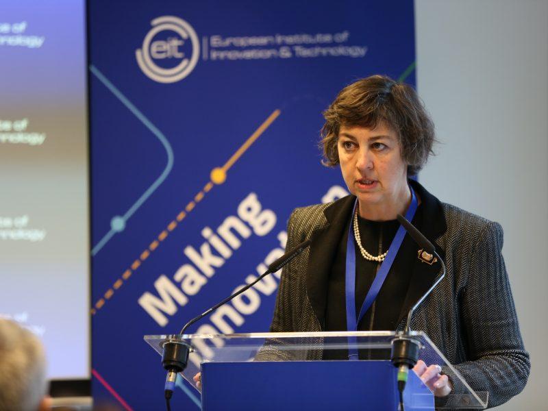 Gioia Ghezzi, Chair del Board dell'EIIT