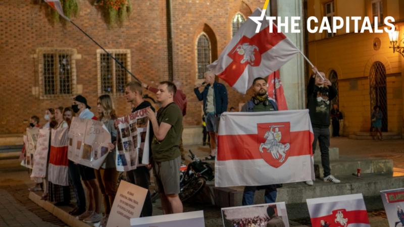 Le Capitali I Cittadini Bielorussi Chiedono La Protezione Internazionale In Polonia Euractiv Italia